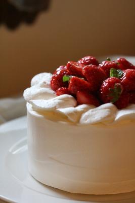 イチゴのショートケーキ_e0045565_1110598.jpg