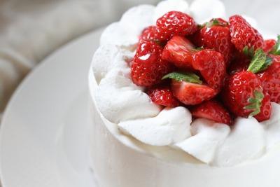 イチゴのショートケーキ_e0045565_1111271.jpg
