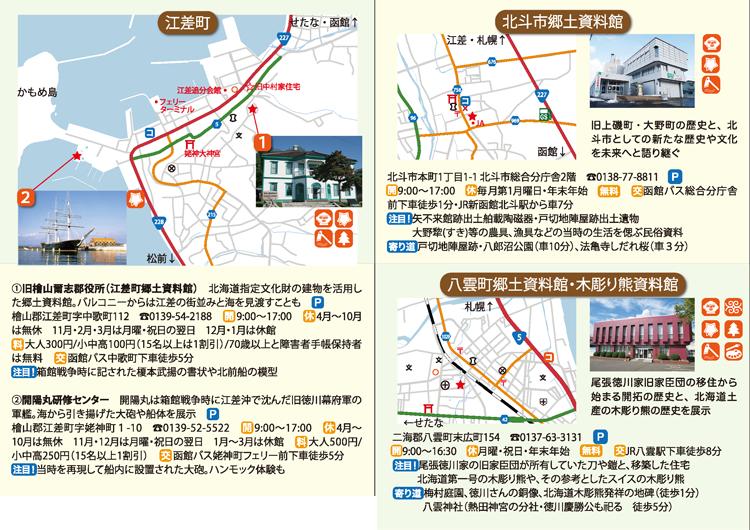 「道南博物館マップ」_f0228071_2193711.png