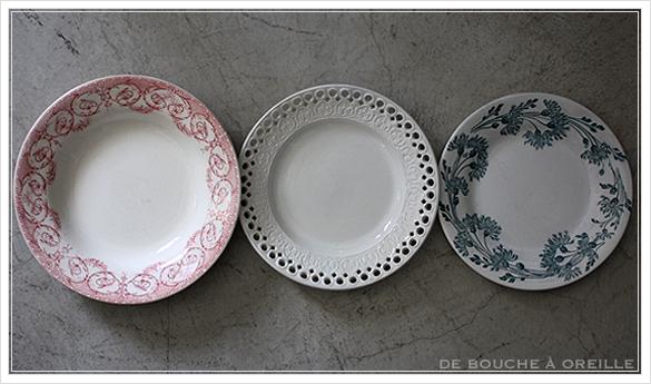 assiette ancienne クレイユ・エ・モントローの皿_d0184921_1471758.jpg