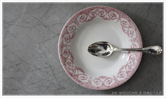 assiette ancienne クレイユ・エ・モントローの皿_d0184921_1525491.jpg
