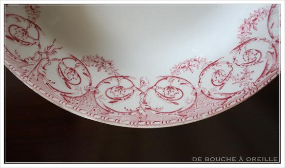 assiette ancienne クレイユ・エ・モントローの皿_d0184921_1565969.jpg