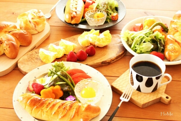 食卓の風景_c0199544_23283601.jpg