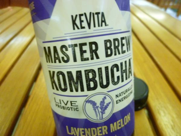 KEVITA MASTER BREW KOMBUCHA LAVENDER MELON_c0152767_21361858.jpg
