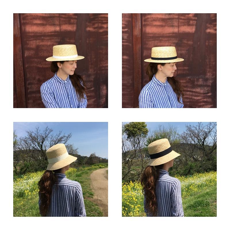 帽子たくさん並んでます_e0083986_22444450.jpg