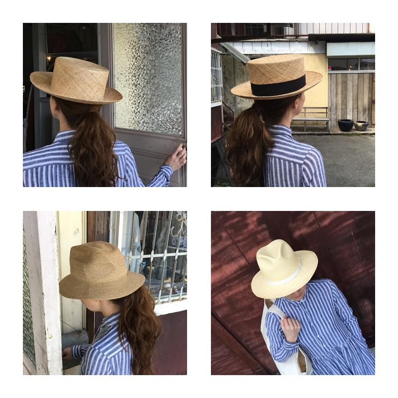 帽子たくさん並んでます_e0083986_22504847.jpg