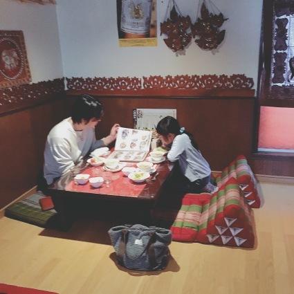 洋食屋さんとベトナム料理。_d0178587_12354942.jpeg