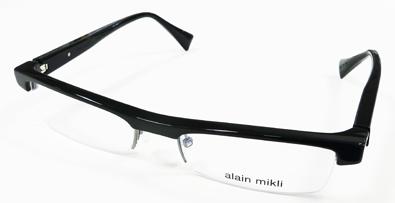 alain mikli TITAN(アランミクリ チタン)メガネフレーム日本モデルJ1317入荷!_c0003493_938132.jpg