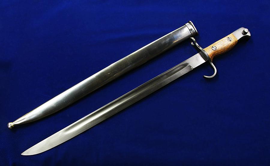 WINDLASS 30年式銃剣_f0131995_16212683.jpg