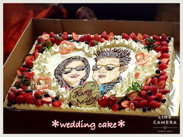 ルピ結婚おめでとう♡_e0151409_15342391.jpg