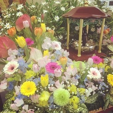 平成28年度 花祭り_b0308135_13582363.jpg