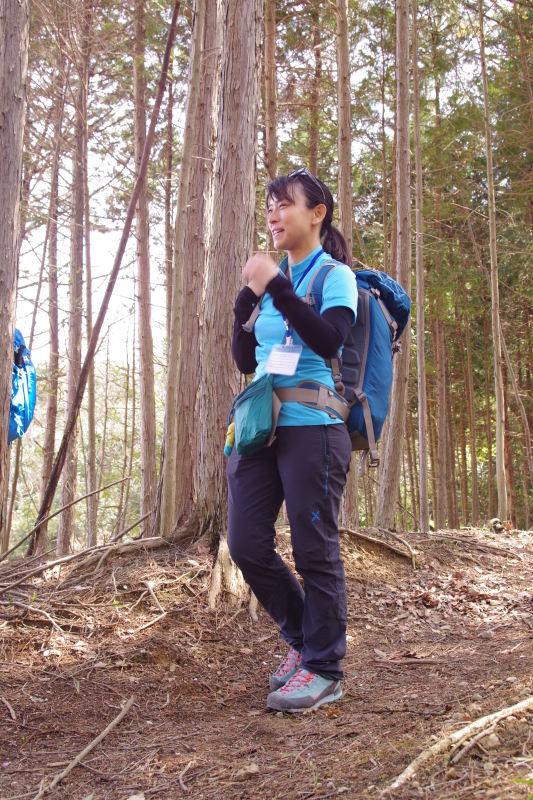 小林千穂のわくわく山行in関西_a0353466_12385900.jpg
