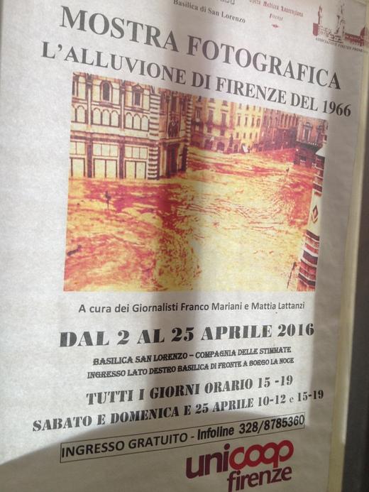 50年前のフィレンツェの惨劇を忘れない_a0136671_2581033.jpg