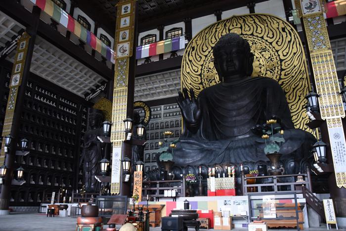 奈良の大仏よりでかい!高さ52mの大仏展やエレベーター付五重塔も魅力!でも客皆無!福井勝山の越前大仏_e0171573_2111166.jpg