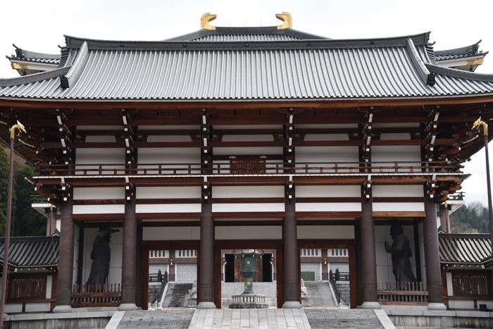 奈良の大仏よりでかい!高さ52mの大仏展やエレベーター付五重塔も魅力!でも客皆無!福井勝山の越前大仏_e0171573_21114429.jpg