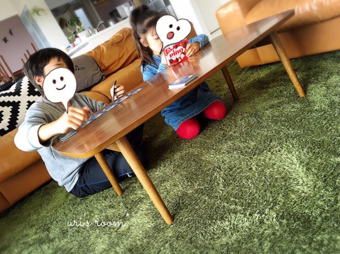 なにかと便利なミニテーブル!と、美味しい新玉ねぎ!_a0341288_17015860.jpg