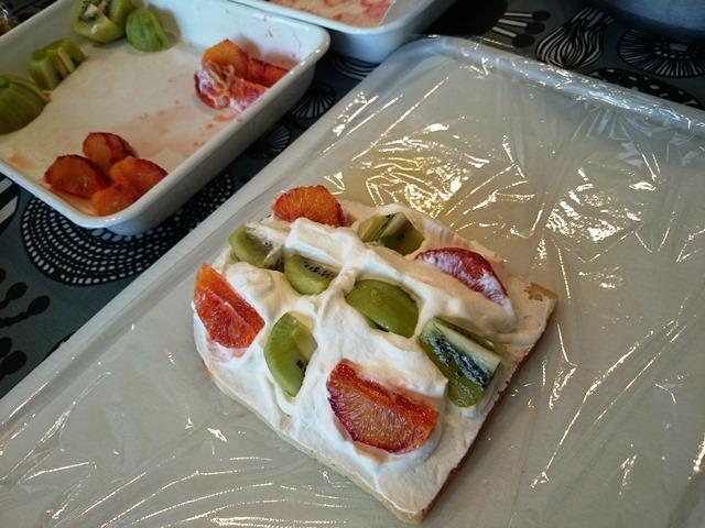 食パンレッスンのお昼ごパン♪_e0167593_020563.jpg