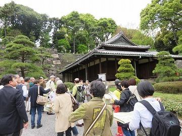 江戸城散歩を開催しました。_c0187004_16564626.jpg