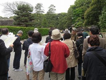 江戸城散歩を開催しました。_c0187004_17111355.jpg