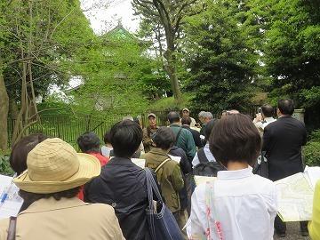 江戸城散歩を開催しました。_c0187004_17155384.jpg