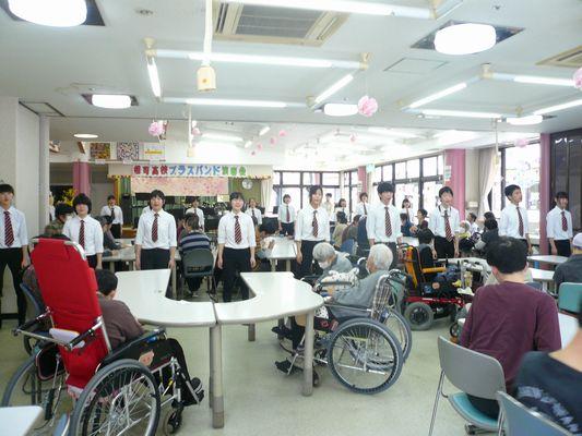 4/10 ブラスバンド演奏会&保護者会総会_a0154110_1338691.jpg