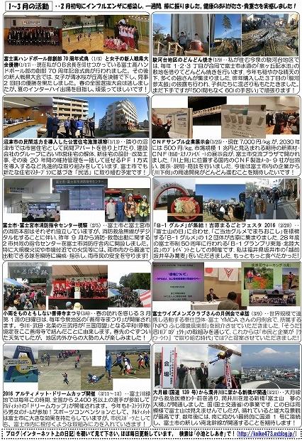 「小池としあき市政レポート」の発送・配布_f0141310_6542069.jpg