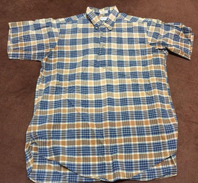 アメリカ仕入れ情報#21 60s IVY B.D pullover shirts マチ付きなど色々でました!!_c0144020_10272960.jpg