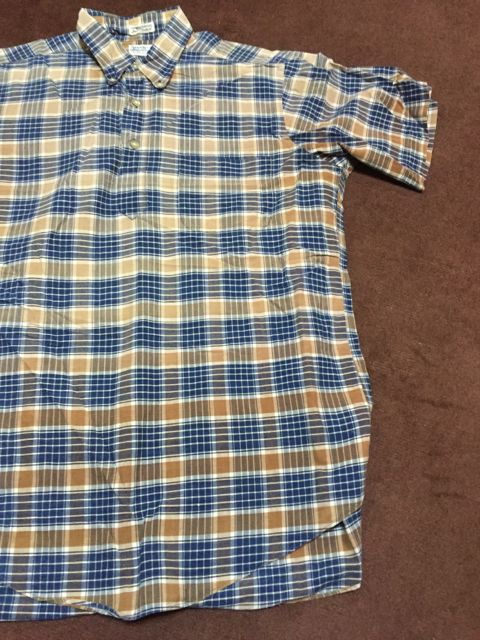 アメリカ仕入れ情報#21 60s IVY B.D pullover shirts マチ付きなど色々でました!!_c0144020_10273237.jpg