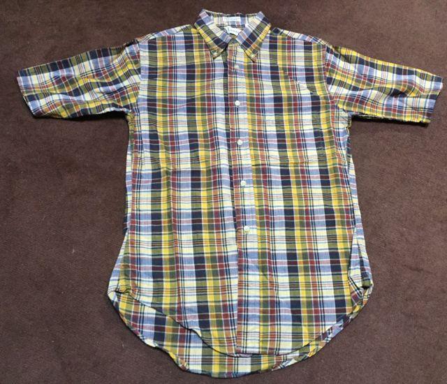 アメリカ仕入れ情報#21 60s IVY B.D pullover shirts マチ付きなど色々でました!!_c0144020_10284269.jpg