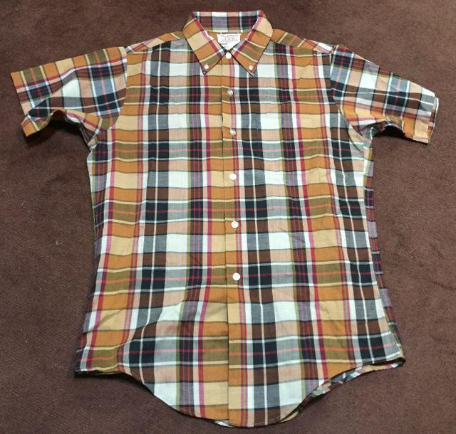 アメリカ仕入れ情報#21 60s IVY B.D pullover shirts マチ付きなど色々でました!!_c0144020_1028787.jpg