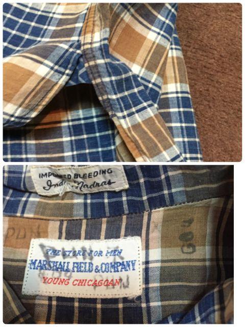 アメリカ仕入れ情報#21 60s IVY B.D pullover shirts マチ付きなど色々でました!!_c0144020_10345231.jpg