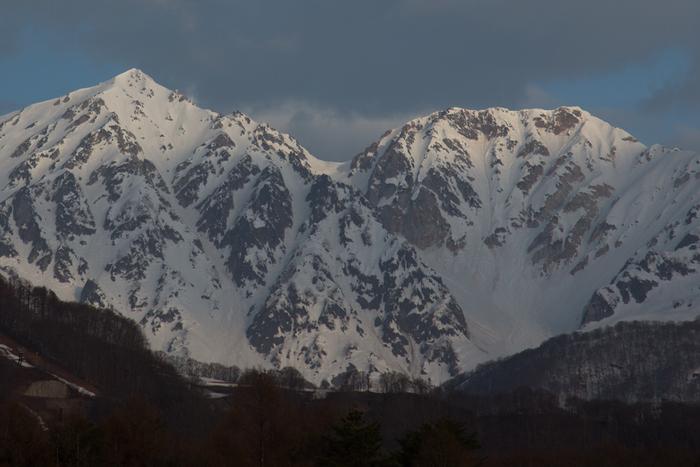2016.4/10(日) 杓子岳東壁A横ルンゼ_c0189533_23285457.jpg