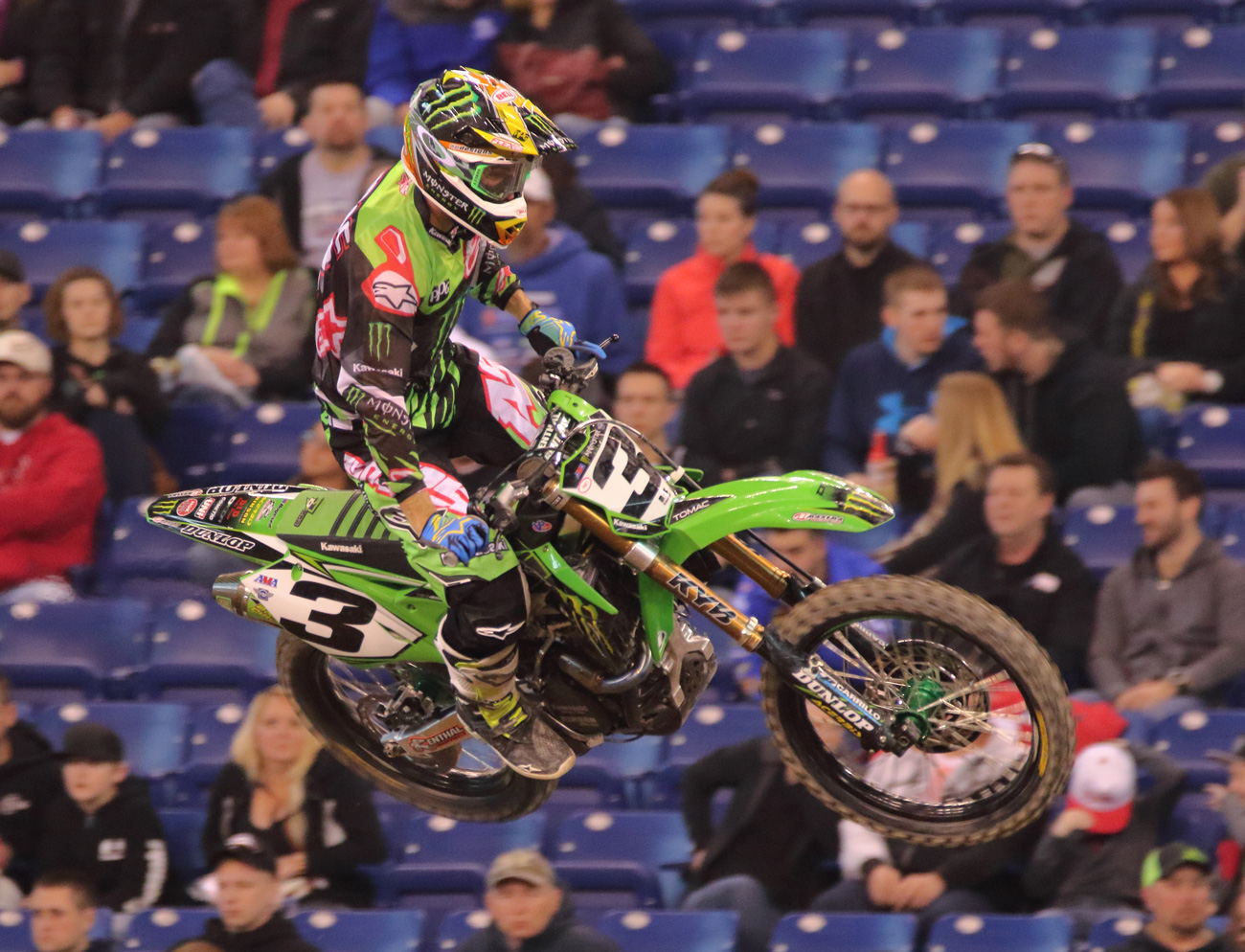 2016 Monster Energy Supercross Indianapolice その2_d0091546_2472140.jpg