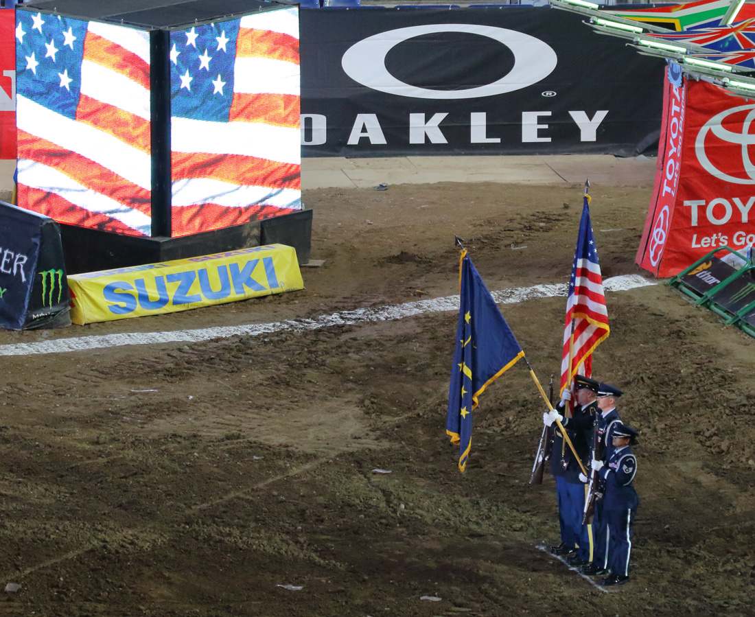 2016 Monster Energy Supercross Indianapolice その2_d0091546_2483841.jpg