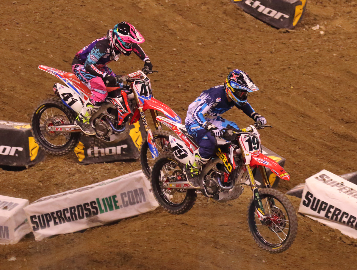 2016 Monster Energy Supercross Indianapolice その2_d0091546_2513996.jpg