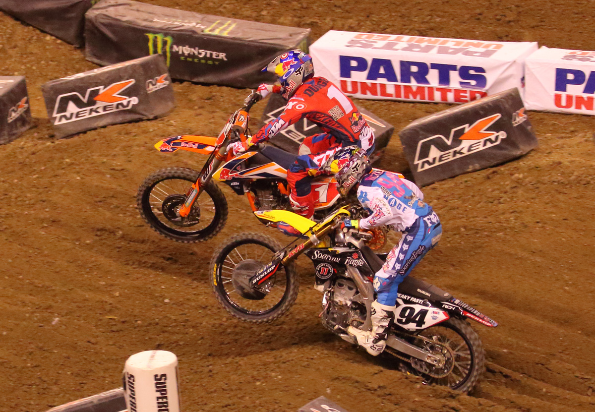 2016 Monster Energy Supercross Indianapolice その2_d0091546_253899.jpg