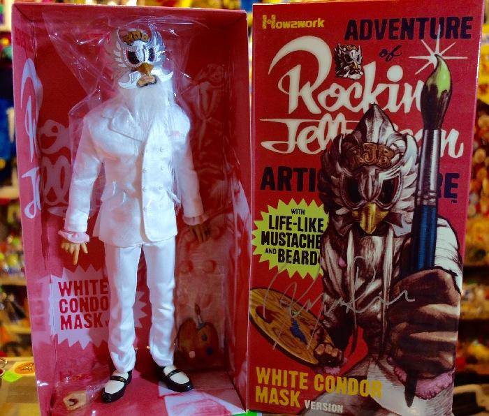 Rockin\'Jelly Bean Artist Figure & Shelterbank ポスター☆_c0084047_5193181.jpg