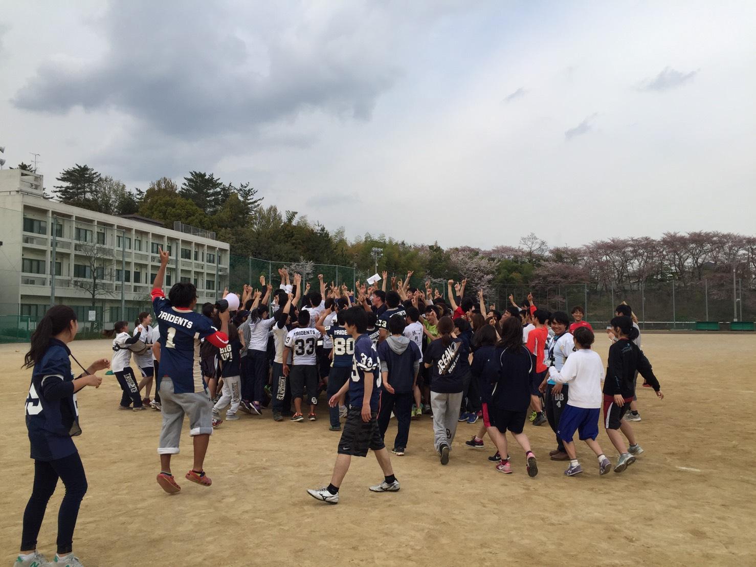 新歓イベント!/ライス大学コーチ派遣_e0137649_1922677.jpg