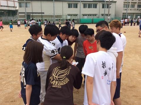 新歓イベント!/ライス大学コーチ派遣_e0137649_192389.jpg