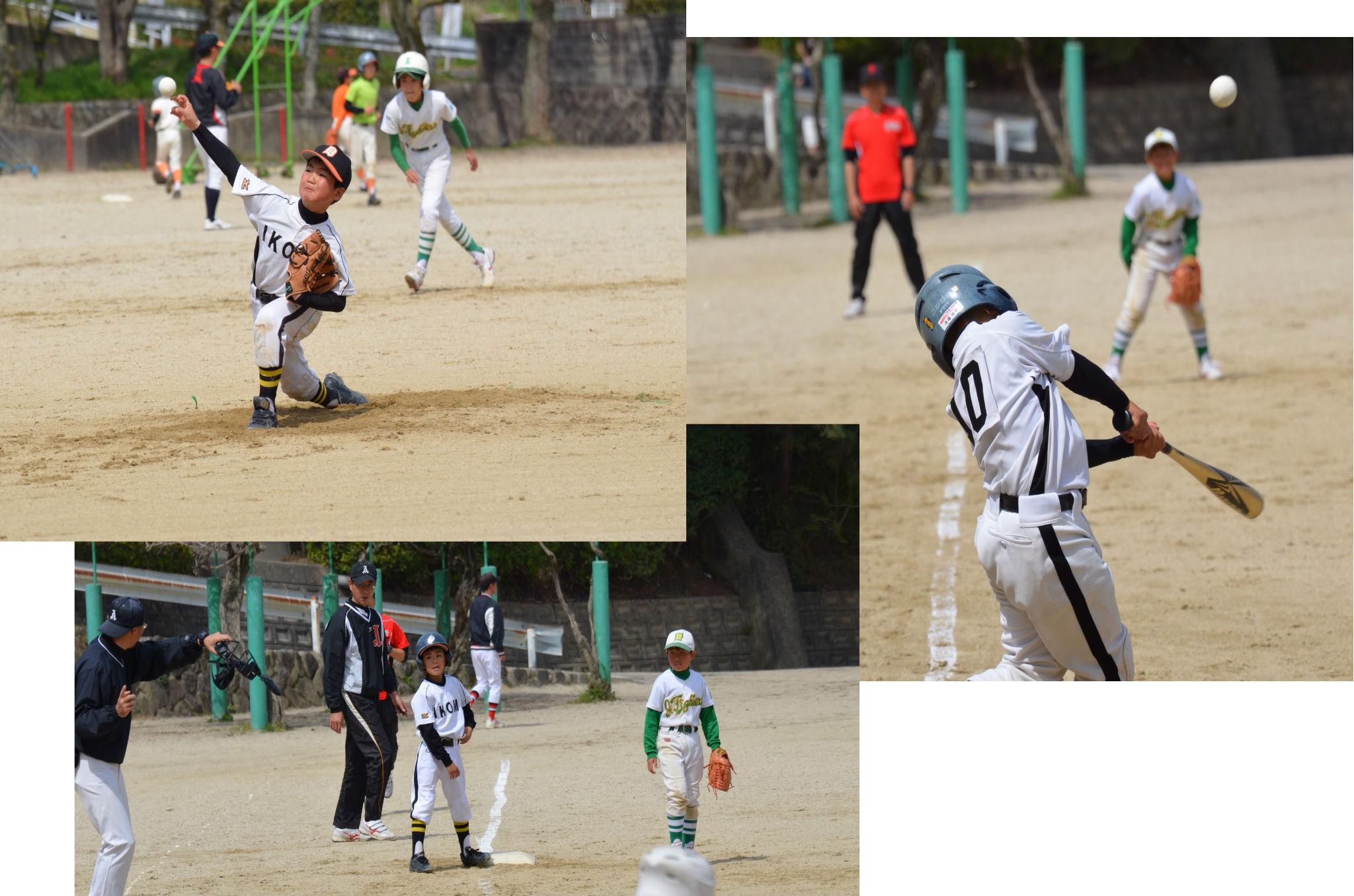 Bチーム 4/9(土) 奈良東ロータリークラブ杯_b0296154_1063992.jpg
