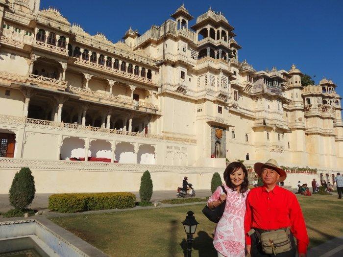 """インド・ラジャスタンの旅 13 ウダイプール """"シティパレス"""" その1_a0092659_18215459.jpg"""