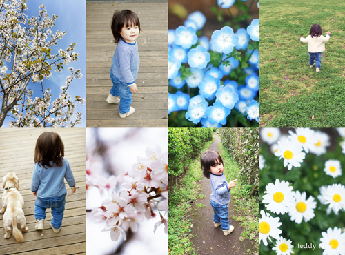 Spring walking  春のお散歩_e0253364_2254480.jpg
