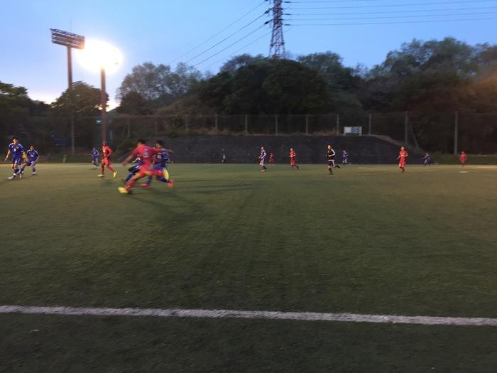練習試合vs日本体育大学_a0109270_9184712.jpg