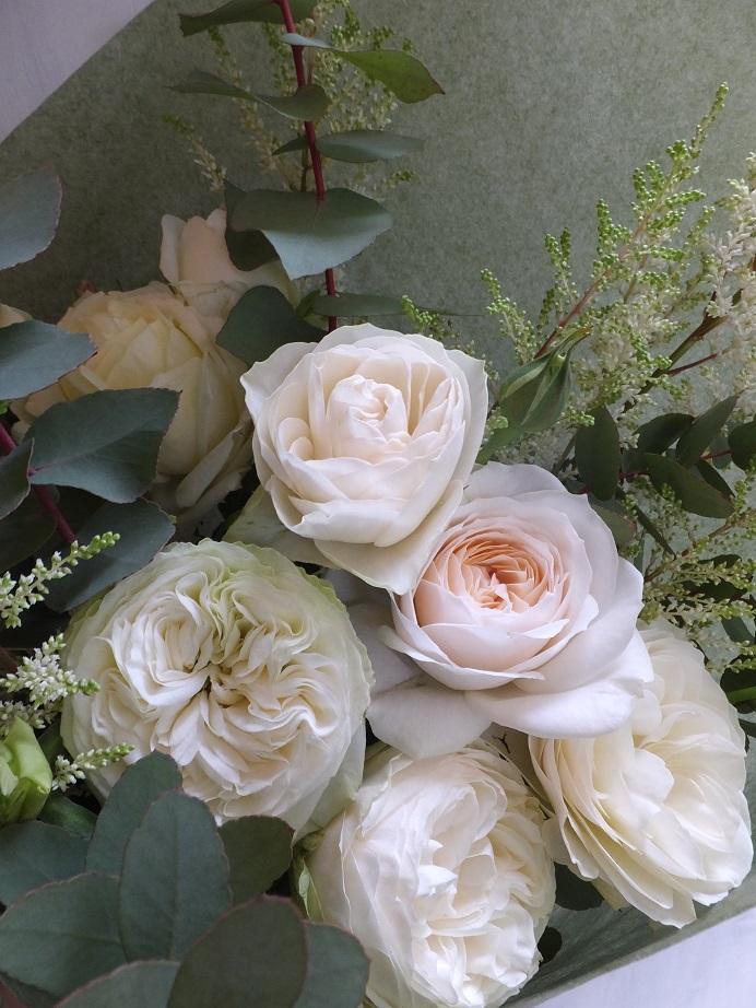 オークリーフ(バラの花束)_f0049672_17432681.jpg