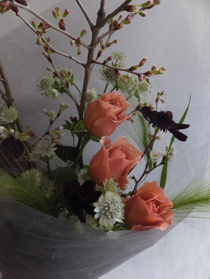 オークリーフ(バラの花束)_f0049672_17505813.jpg