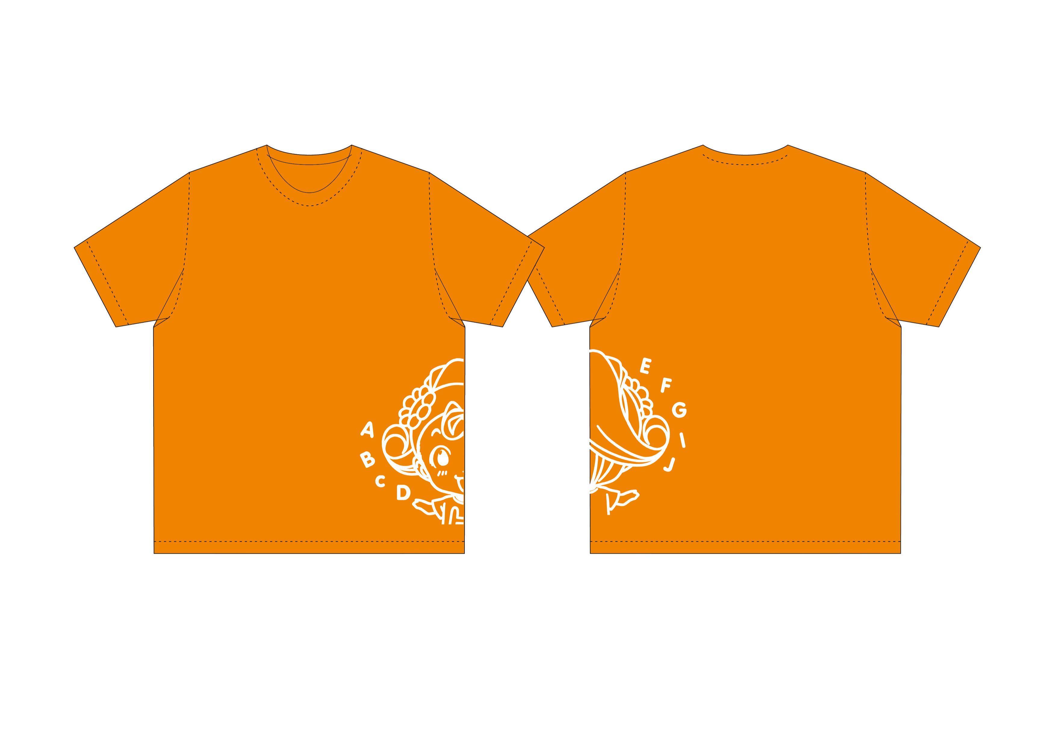 ハナちゃんTシャツ_f0321473_21182336.jpg