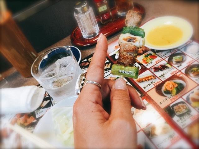 福井に来たらやっぱり「秋吉」の焼き鳥♪25本ぐらい食べたかも_d0339885_22285650.jpg