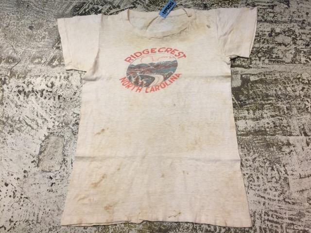 4月13日(水)大阪店ヴィンテージ入荷!#4 VintageT-Shirt編!20\'s~60\'s!!_c0078587_15171691.jpg