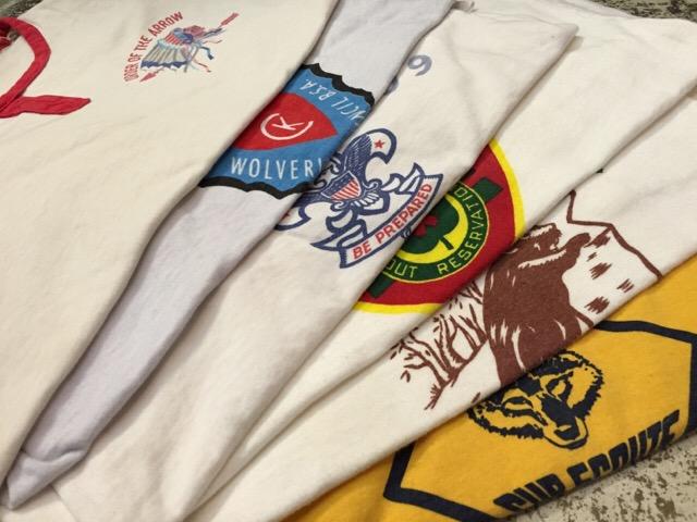 4月13日(水)大阪店ヴィンテージ入荷!#4 VintageT-Shirt編!20\'s~60\'s!!_c0078587_15183824.jpg