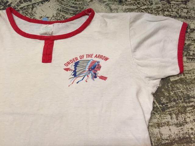 4月13日(水)大阪店ヴィンテージ入荷!#4 VintageT-Shirt編!20\'s~60\'s!!_c0078587_1519358.jpg